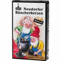 HUSS - Neudorfer Räucherkerzen mit Pfannenunterteil
