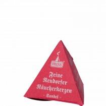HUSS - Probepäckchen in Pyramidenform Sandel