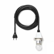 5 m Kabel SCHWEIZ für weiße Herrnhuter Sterne aus Kunststoff (A4/A7)