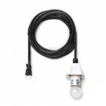 5 m Kabel USA für weiße Herrnhuter Sterne aus Kunststoff (A4/A7)