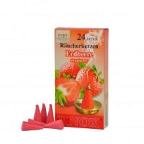 KNOX Räucherkerzen Erdbeere 24 St. / Pkg.