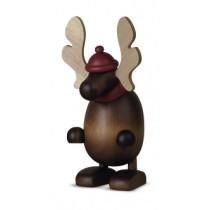 Köhler - Elch Olaf stehend
