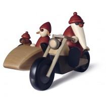 Köhler - Familienausflug auf Motorrad