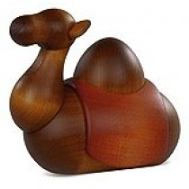 Köhler - Kamel, klein, farbig