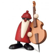 Köhler - Weihnachtsmann am Kontrabass