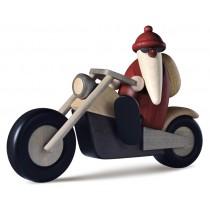 Köhler - Weihnachtsmann auf Motorrad
