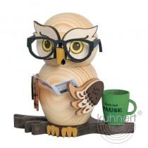Kuhnert - Eule mit Brille