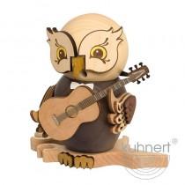 Kuhnert - Eule mit Gitarre