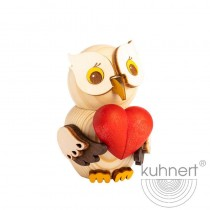 Kuhnert - MINI Eule mit Herz