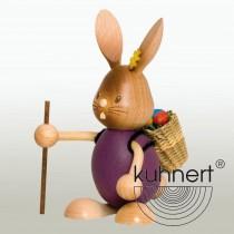 Kuhnert - Stupsi Hase Wanderer