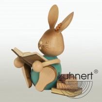 Kuhnert - Stupsi Hase mit Büchern
