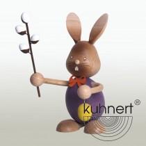 Kuhnert - Stupsi Hase mit Weidenkätzchen