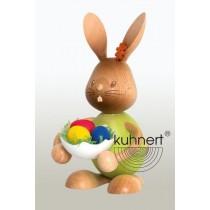 Kuhnert - Stupsi Hase mit Eierschale