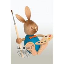 Kuhnert - Stupsi Hase Künstler