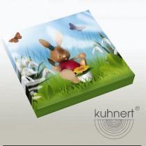 Kuhnert - Stupsi Gärtner Servietten