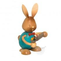 Kuhnert - Stupsi Hase mit Eierschachtel