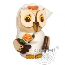 Kuhnert - MINI Eule Braut