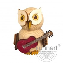Kuhnert - MINI Eule mit Gitarre