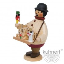 Kuhnert - Weihnachtsmarktverkäufer Max