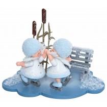 Kuhnert - Schneeflöckchen auf Wolke Eiskunstpaar