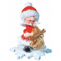 Kuhnert - Schneeflöckchen als Weihnachtsmann