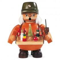 Müller Räuchermann, klein Spielwarenverkäufer, 12x14cm