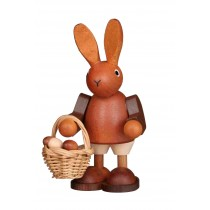 Christian Ulbricht - Hase mit Eierkorb natur