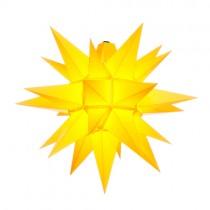 Original Herrnhuter Stern für außen ø ca. 40 cm gelb (A4)