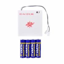 Batteriehalter für 1 Original Herrnhuter Stern (ø 13 cm) für innen