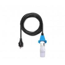 5 m Kabel für blaue Herrnhuter Sterne aus Kunststoff (A4/A7) inkl. LED