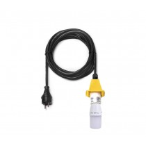 5 m Kabel für gelbe Herrnhuter Sterne aus Kunststoff (A4/A7) inkl. LED