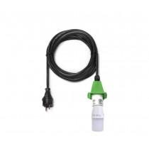 5 m Kabel für grüne Herrnhuter Sterne aus Kunststoff (A4/A7) inkl. LED