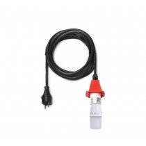 5 m Kabel für rote, weiß-rote, gelb-rote Herrnhuter Sterne aus Kunststoff (A4/A7) inkl. LED