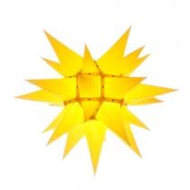 Original Herrnhuter Stern für innen ø ca. 40 cm gelb (I4)