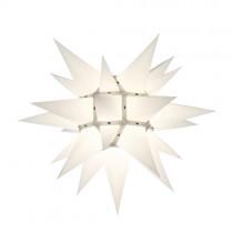 Original Herrnhuter Stern für innen ø ca. 40 cm weiß (I4)