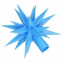 Ersatz-Stern für Herrnhuter Sternenketten (A1s) blau