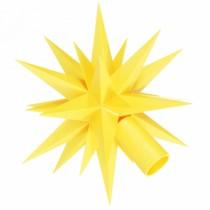 Ersatz-Stern für Herrnhuter Sternenketten (A1s) gelb