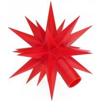 Ersatz-Stern für Herrnhuter Sternenketten (A1s) rot