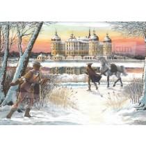 Adventskalender - Aschenputtel Moritzburg