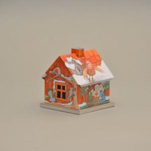 """Räucherhaus """"Schneeweißchen und Rosenrot"""""""