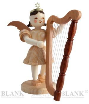 Blank - Kurzrockengel Harfe natur