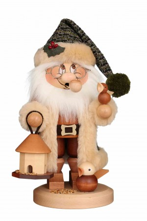 Christian Ulbricht - Räuchermann Wichtel Weihnachtsmann Vogelfütterung