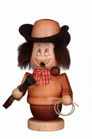Christian Ulbricht - Räuchermann Miniwichtel Cowboy