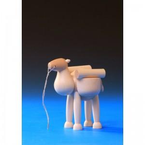 Schalling - Kamel stehend mit Gepäck