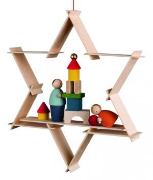 Günter Reichel - Baumbehang Kinder mit Spielzeug