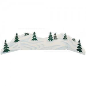 Hubrig - Winterkinder - Diorama - Winterlandschaft