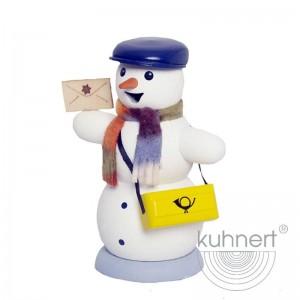Kuhnert - Schneemann Briefträger