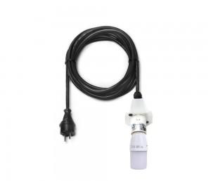 5 m Kabel für opale Herrnhuter Sterne aus Kunststoff (A4/A7) inkl. LED