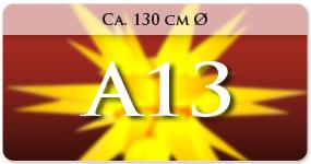 A13 (ca. 130cm)