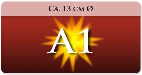 A1 (ca. 13cm)
